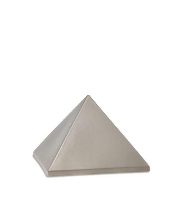 Keramikurne Pyramide fumè