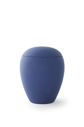 Keramikurne - Edition Siena marineblau
