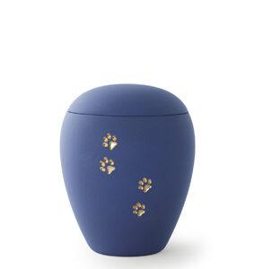 Tierurne Sienna marineblau