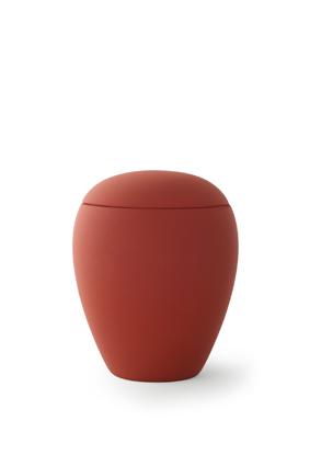 Keramikurne - Edition Siena rubin