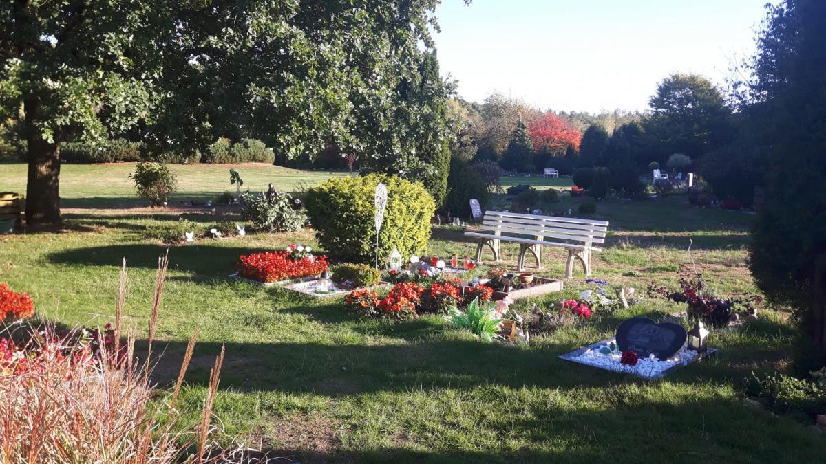 Tierfriedhof Nord